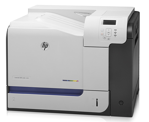 Máy in HP LaserJet Enterprise 500 Color M551dn