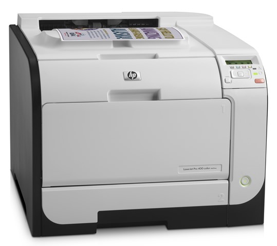 Máy in HP LaserJet Pro 400 color Printer M451nw