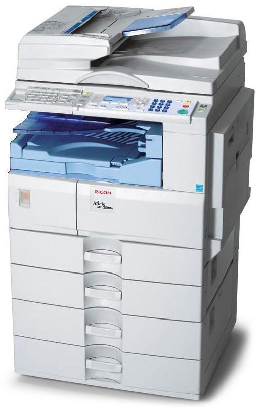 Máy Photocopy RICOH Aficio MP 1600Le