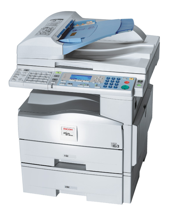 Máy Photocopy RICOH Aficio MP-161L
