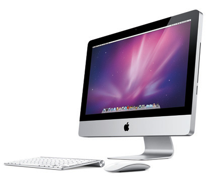 Apple iMac Desktop MD096ZP-A